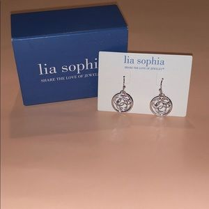 Lia Sophia Earrings-New